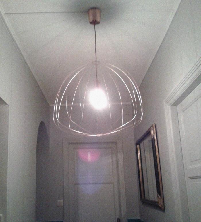 lustre lampe a tir d'ailes luminaire